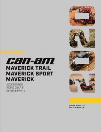 Accesorii MAVERICK CAN-AM 2020